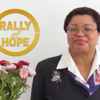 Mrs. Donna Martijn, Chair, Concerned People Initiative, The Netherlands, MC for the Highlights Replay